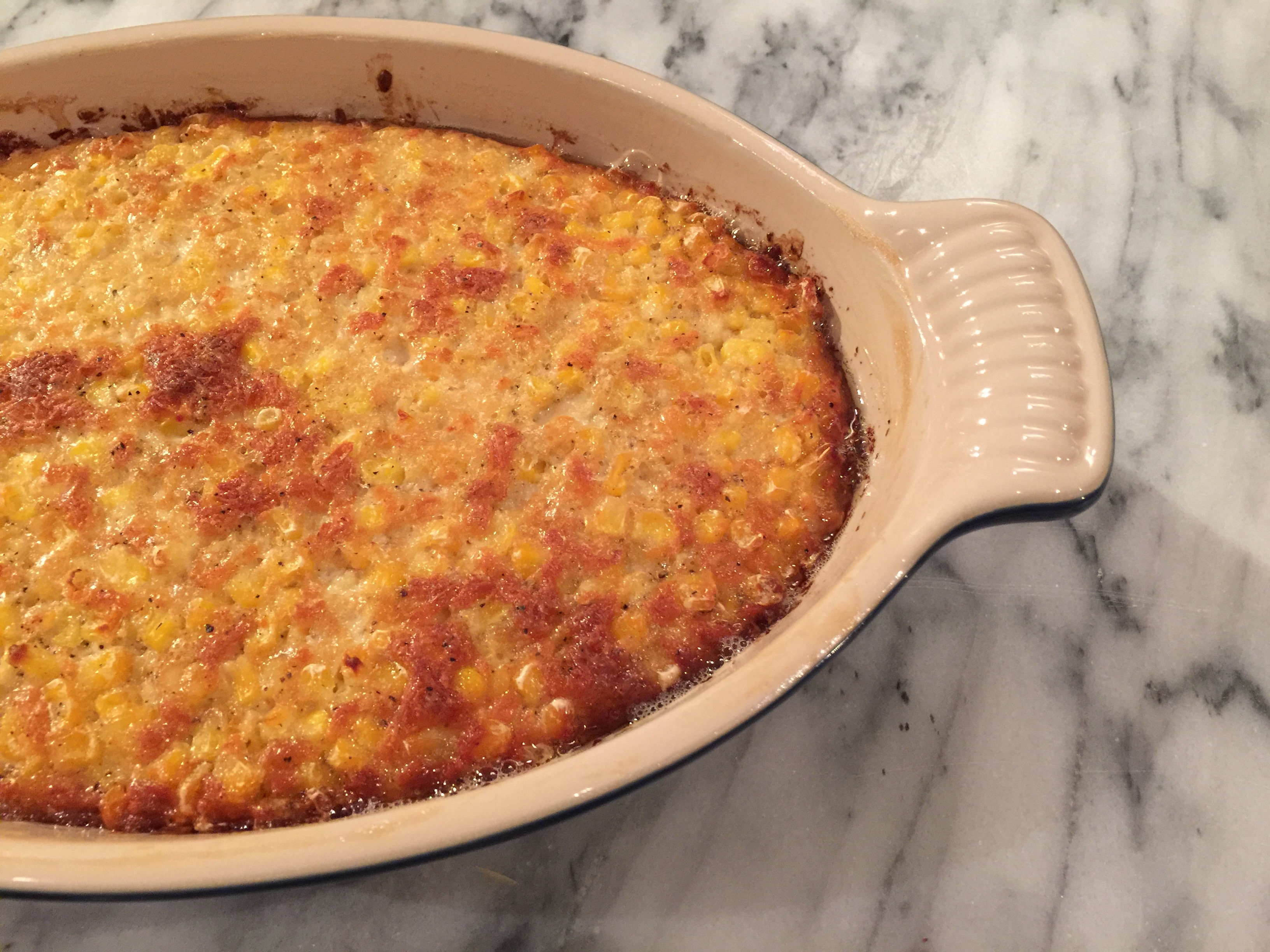 GrandBettye's Corn Pudding