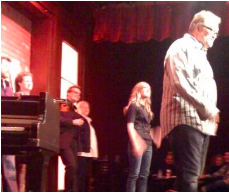 Improvising with Drew Carey
