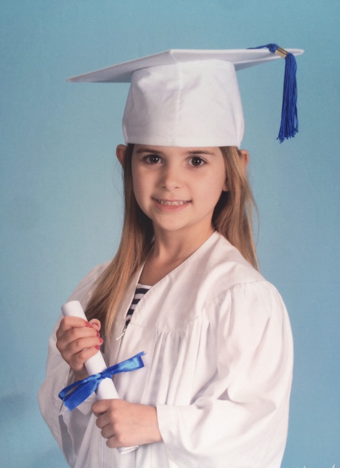 So, Preschool Graduations Are A Thing Now